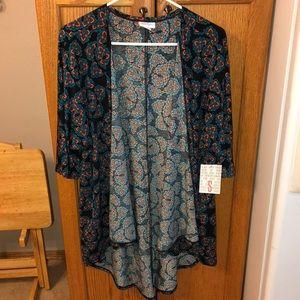 Lularoe Kimono size S Lindsay